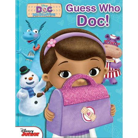 Disney Doc McStuffins Guess Who, Doc!](Doc Mcstuffins Halloween Stencil)
