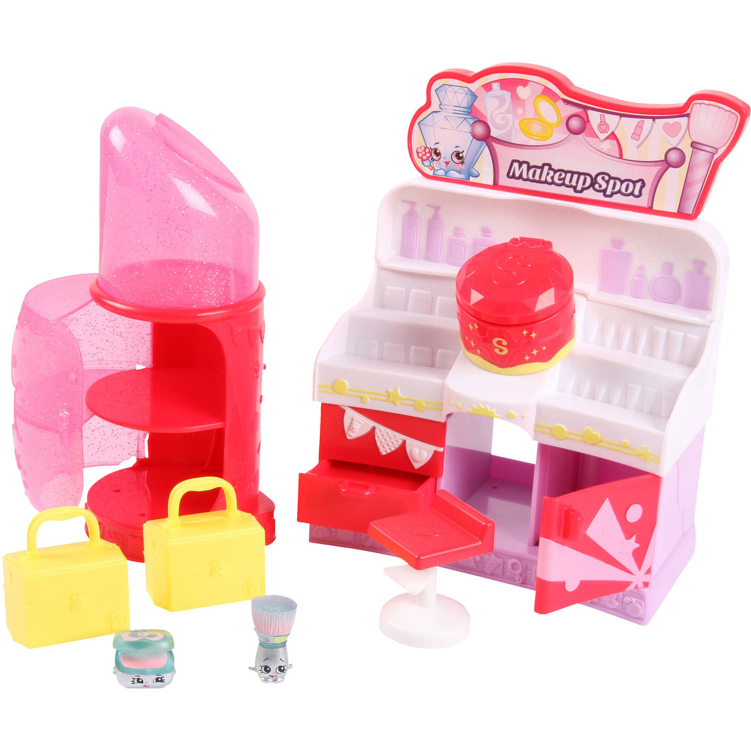 Shopkins Playsets, Makeup Spot