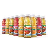 Tropicana 100% Juice, 3 Flavor Classic Variety Pack, 10 Ounce Bottles (Pack of 24)