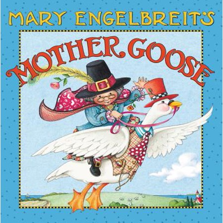 Mary Engelbreits Mother Goose (Board Book)