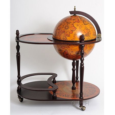 Globe Drink Trolley & Liquor Cabinet