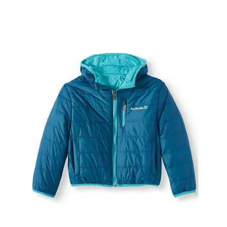 Hooded Puffer Jacket Coat (Baby Boys & Toddler Boys)