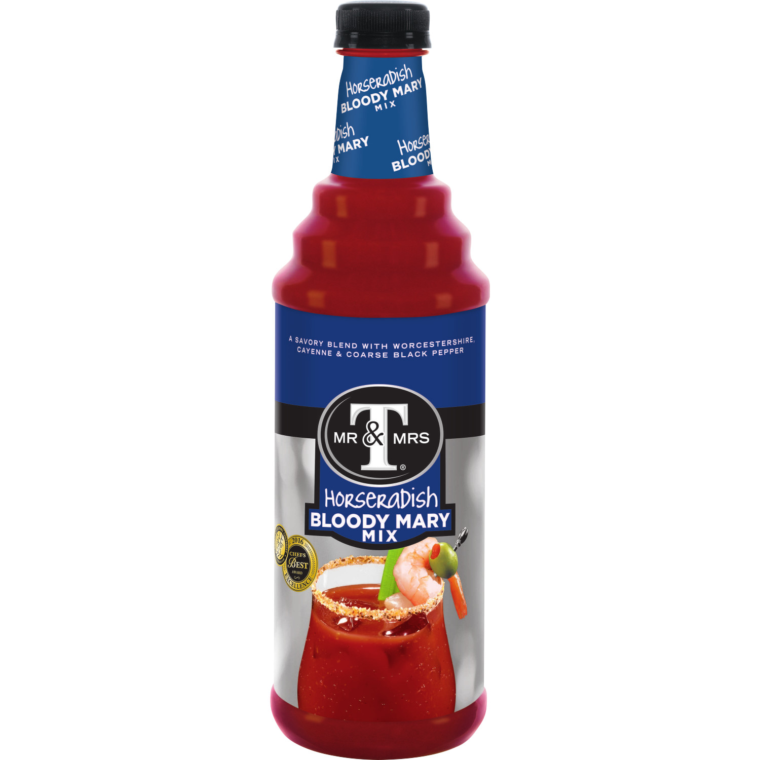 Mr & Mrs T Horseradish Bloody Mary Mix, 1 L