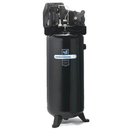 Industrial Air Ila3606056 3 7 Hp 60 Gallon Oil Lubricated Stationary Air Compressor