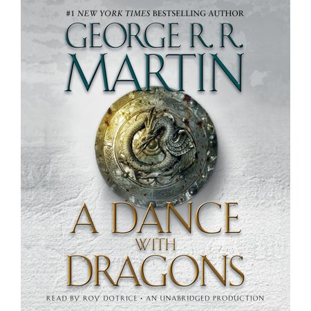 Dragon Fire And Ice (A Dance with Dragons : A Song of Ice and Fire: Book)