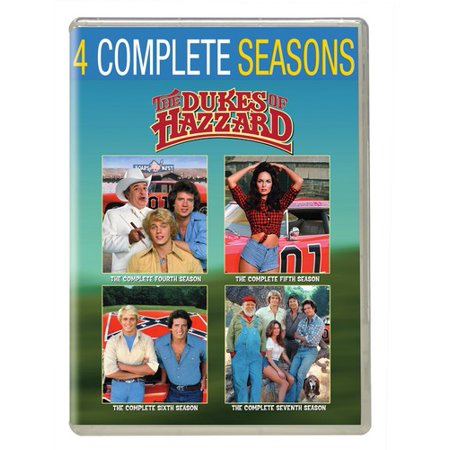 The Dukes of Hazzard: The Complete Seasons 4-7 (Dukes Of Hazzard Tv Show Full Episodes)