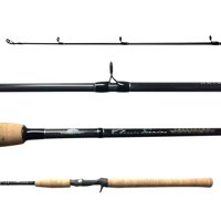 """Tsunami Classic Travel Rods 7ft 3pc Spinning & Conventional"""