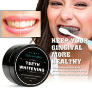 100% ORGANIC COCONUT ACTIVATED CHARCOAL NATURAL TEETH WHITENING POWDER VeniCare Brand