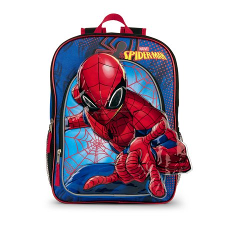 Spiderman Large Backpack](Hamburger Backpack)