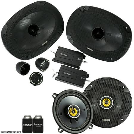 Kicker for Dodge Ram Truck 1994-2011 speaker bundle - CS 6x9