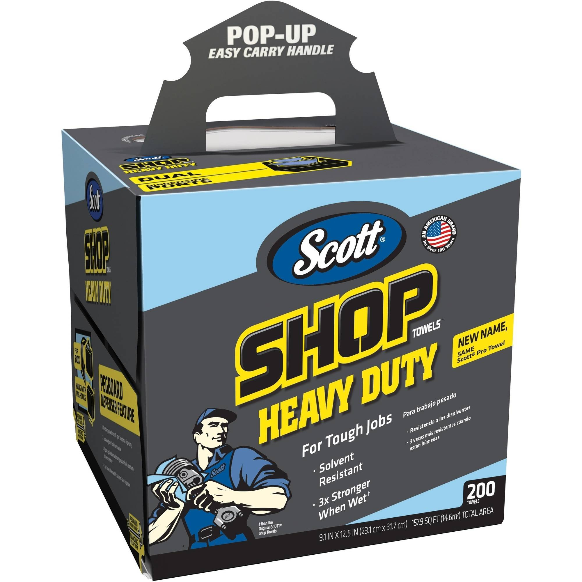 Scott Heavy Duty Towel Box