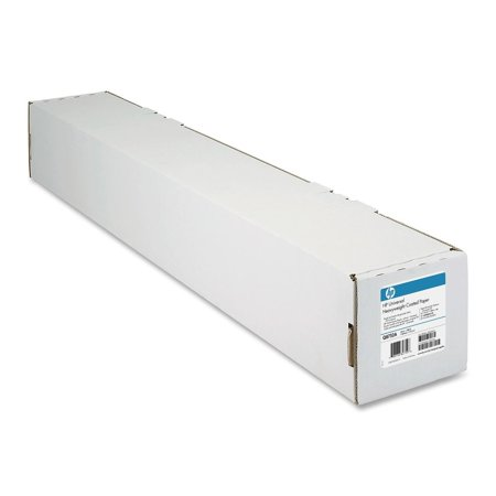 HP 26 lb. Heavyweight Coated Paper Roll, White