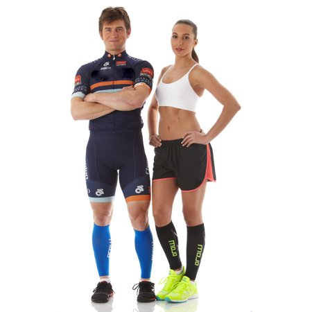 MoJo Elite Running Calf Compression Sleeve