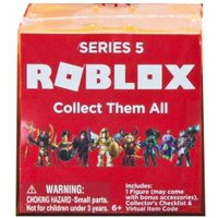 Roblox Series 5 Mystery Pack [Gold Cube]