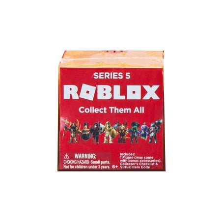 Roblox Series 5 Mystery Pack [Gold Cube] ()