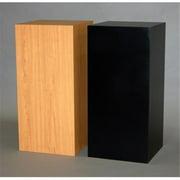 SMI 1532C Cherry Display Pedestal, 15 X 15 X 32 inch