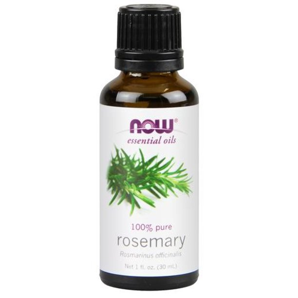 Now, 100% Pure Rosemary Essential Oil, Aromatherapy, 1oz