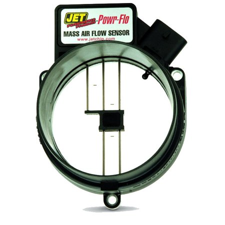 Jet Performance 69100 Mass Air Flow Sensor Powr-Flo OE Replacement; Black Satin; Plastic; Not Tuned For Cold Air; Carb EO Number D-234-11 - image 1 of 1