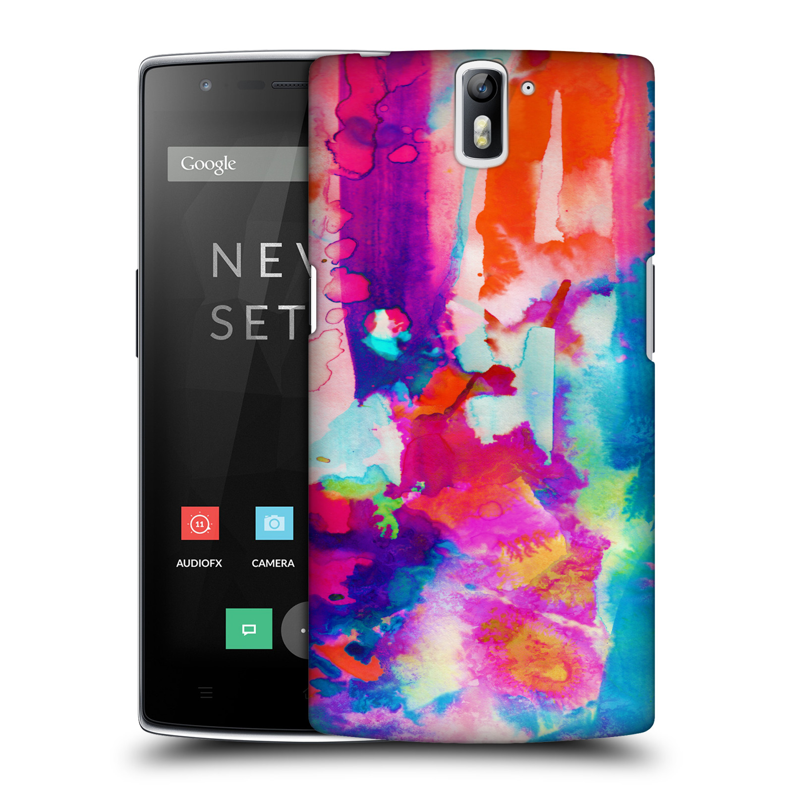 OFFICIAL AMY SIA ABSTRACT COLOURS HARD BACK CASE FOR ONEPLUS ASUS AMAZON
