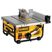 Factory-Reconditioned Dewalt DWE7480R 10 in. 15 Amp Site-Pro Compact Jobsite Table Saw (Refurbished)