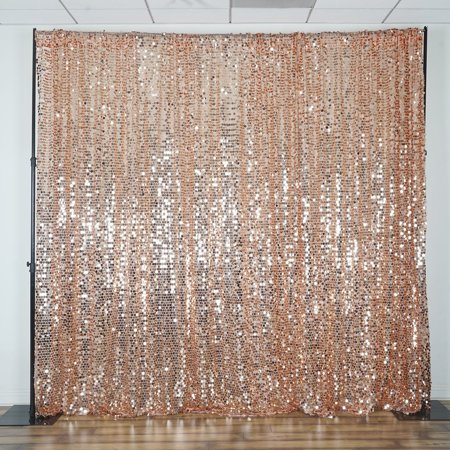 Efavormart 20ft Payette Sequin Backdrop Photography Background Fabric Photo Booth Studio 1 Pcs