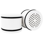 2 Replacement Shower Water Filter Cartridge for Culligan WSH-C125 Filtered Shower Head - Compatible with Culligan Wsh C125, Culligan Hsh C135, Culligan Ish 100, Culligan Rdsh C115, Culligan Ish 200