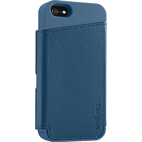 Targus THD02202US Carrying Case (Wallet) for iPhone - Blue