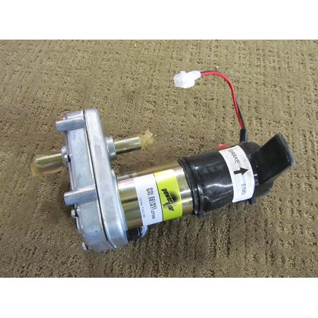 Power gear 523983 rv slide out motor replaces 522176 for Rv slide out motor power gear