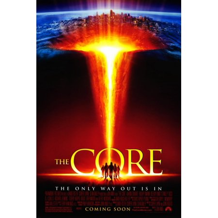 The Core - movie POSTER (Style A) (11
