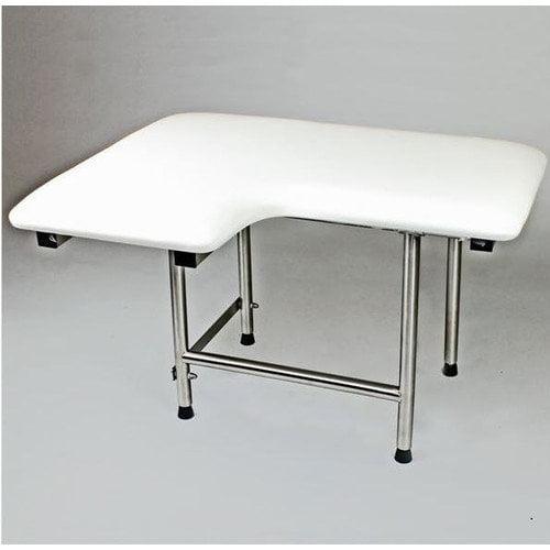 CSI Bathware Right Hand Padded Shower Seat