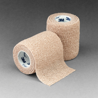 3M 1584S Coban Sterile Self-Adherent Wrap-18/Case