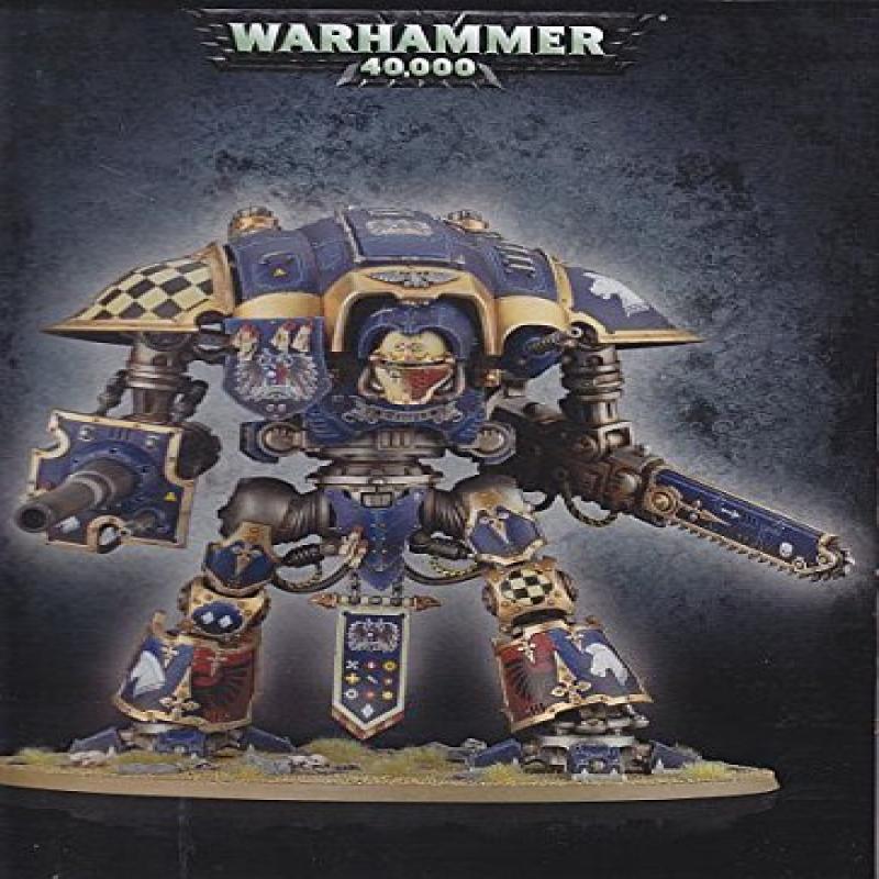 Games Workshop Warhammer 40k Imperial Knight Titan by
