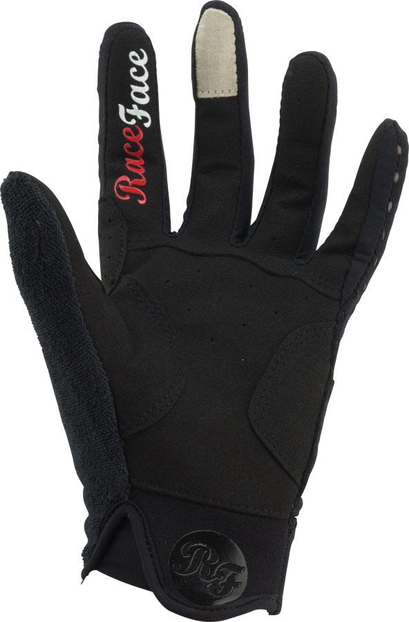 RaceFace Khyber Women's Gloves: Black, XS by RaceFace