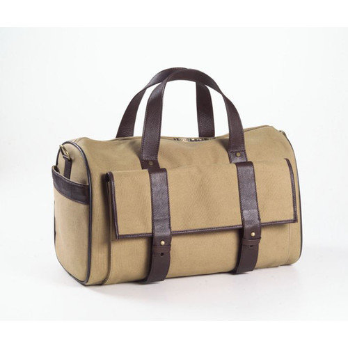 Clava Leather 19'' Travel Duffel