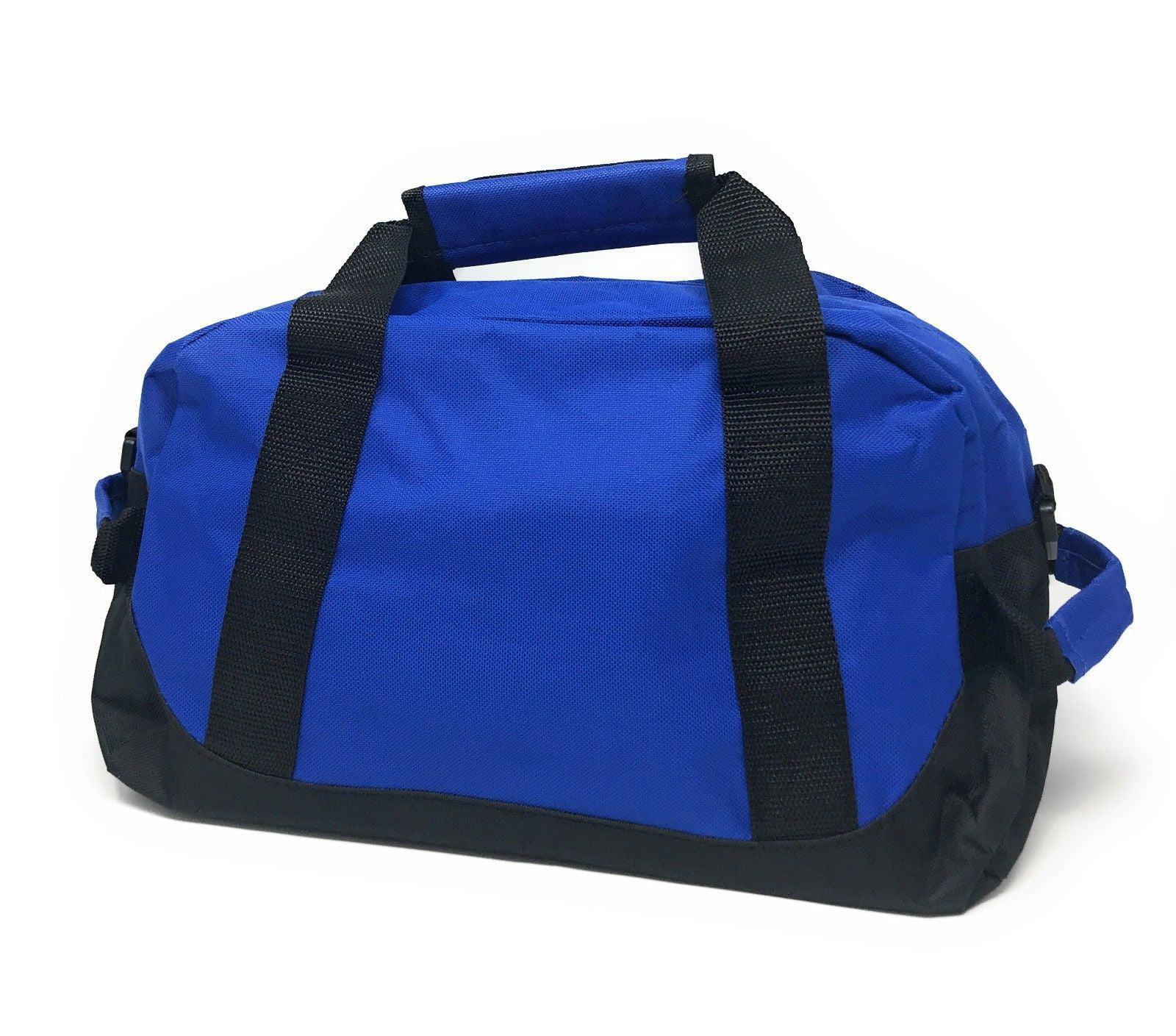 b21f7ffe5209 14 quot  Sports Duffle Bags School Travel Gym Locker Carry-On Luggage -  Walmart.com