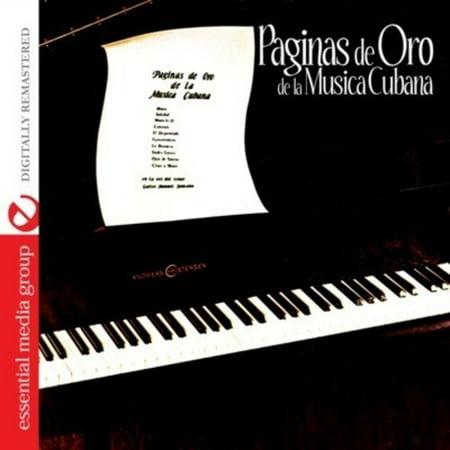 Paginas de Oro de la Musica Cubana (CD)](Cd Musica Halloween)