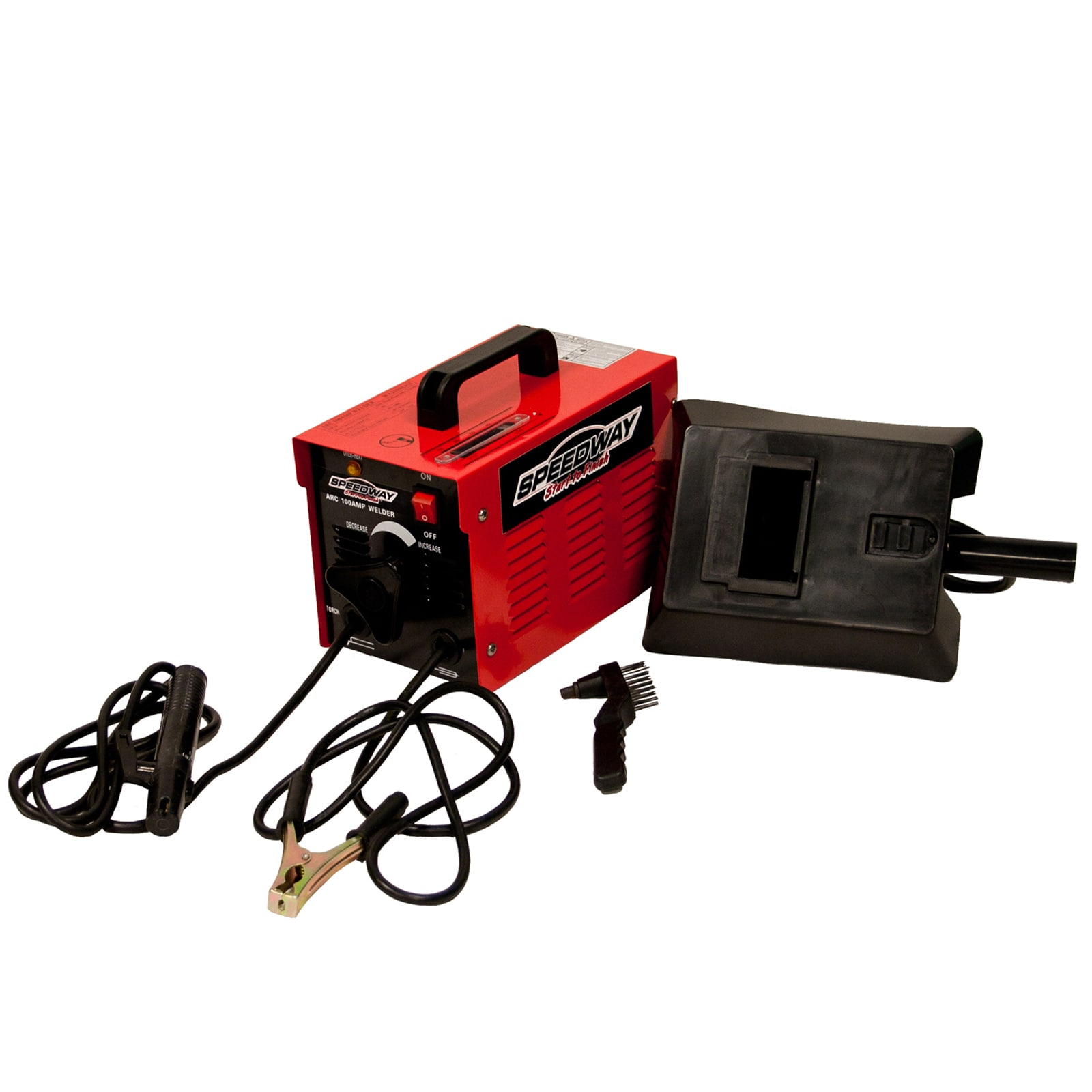 Speedway 220 Volt Single Phase Arc Welder by NATI LLC