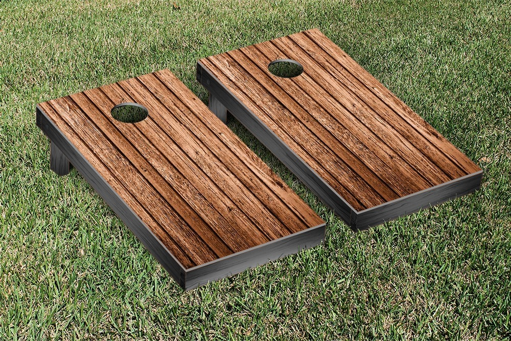 Weathered Cornhole Game Set by Victory Tailgate