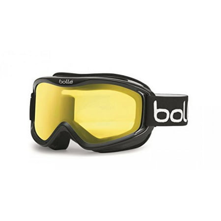 Bolle Goggles 20573 Shiny Black Lemon Mojo (Painters Goggles)