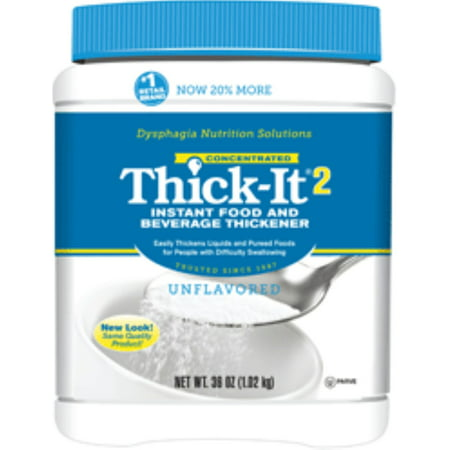 Thick-It 2 Extra Strength Powder 36 oz (Pack of 6)