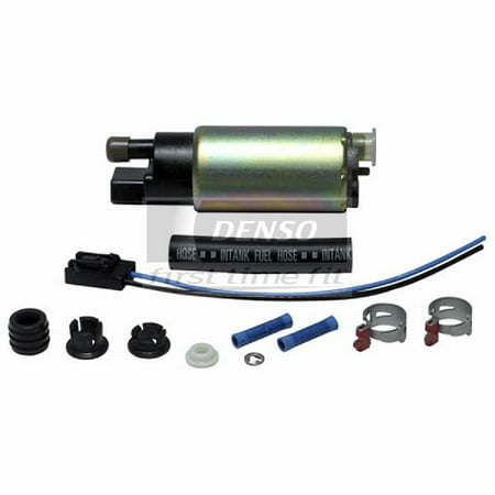 OE Replacement for 1998-2003 Ford Escort Electric Fuel Pump (LX / SE / ZX2 / ZX2 Cool Coupe / ZX2 Hot Coupe / ZX2
