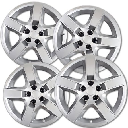 "17"" inch Chrome Wheel Covers for 2008-2012 Chevrolet Malibu - Set of 4"