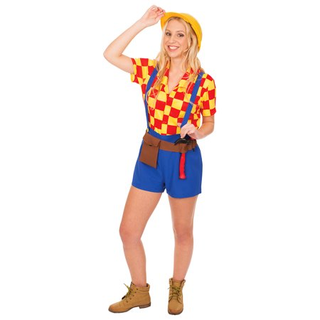 Costume Builder (Belinda The Builder Women's)