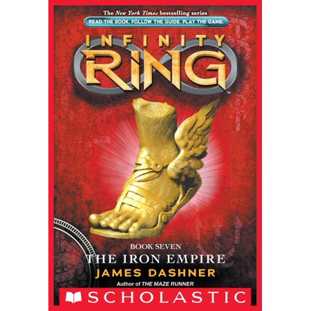 Empire Iron (Infinity Ring Book 7: The Iron Empire - eBook)