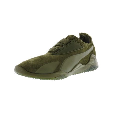 Puma Men's Mostro Hypernature Olive Night Ankle-High Fashion Sneaker - 12M ()