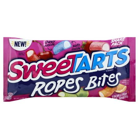 Wonka Sweetarts Nestle Swt Rope Bites Sharepack