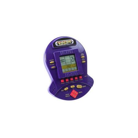 Yahtzee Jackpot Electronic Handheld Casino Style Game by Yahtzee ()