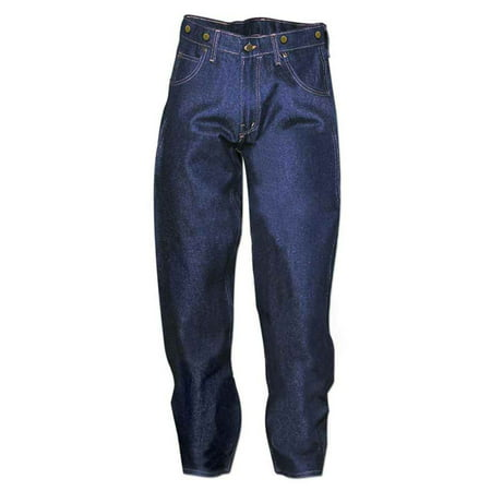 Prison Blues Regular Rigid Work Jeans