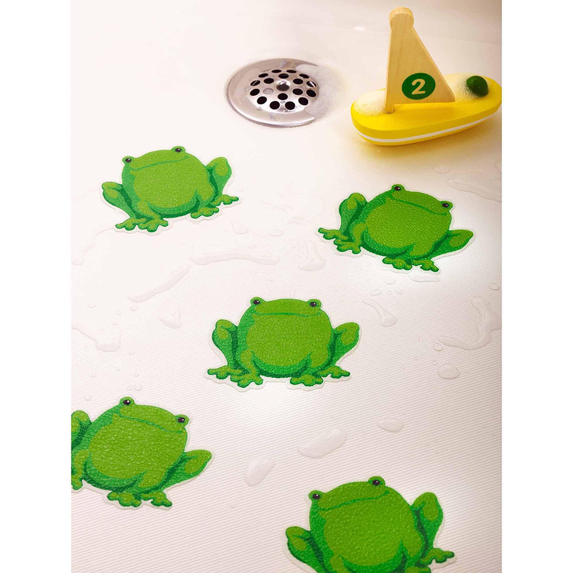 SlipX Solutions Frog Tub Tattoos