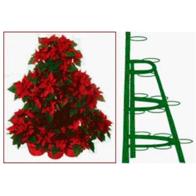 Creative Display Rack 072W 3.5 ft. Hafl Round Tree Rack